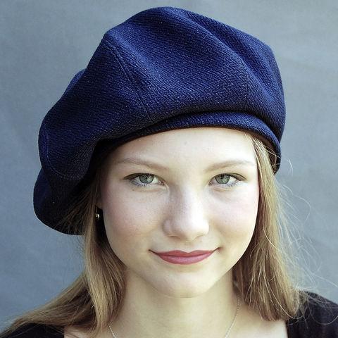 a84f62901a5 Grey Scottish beret