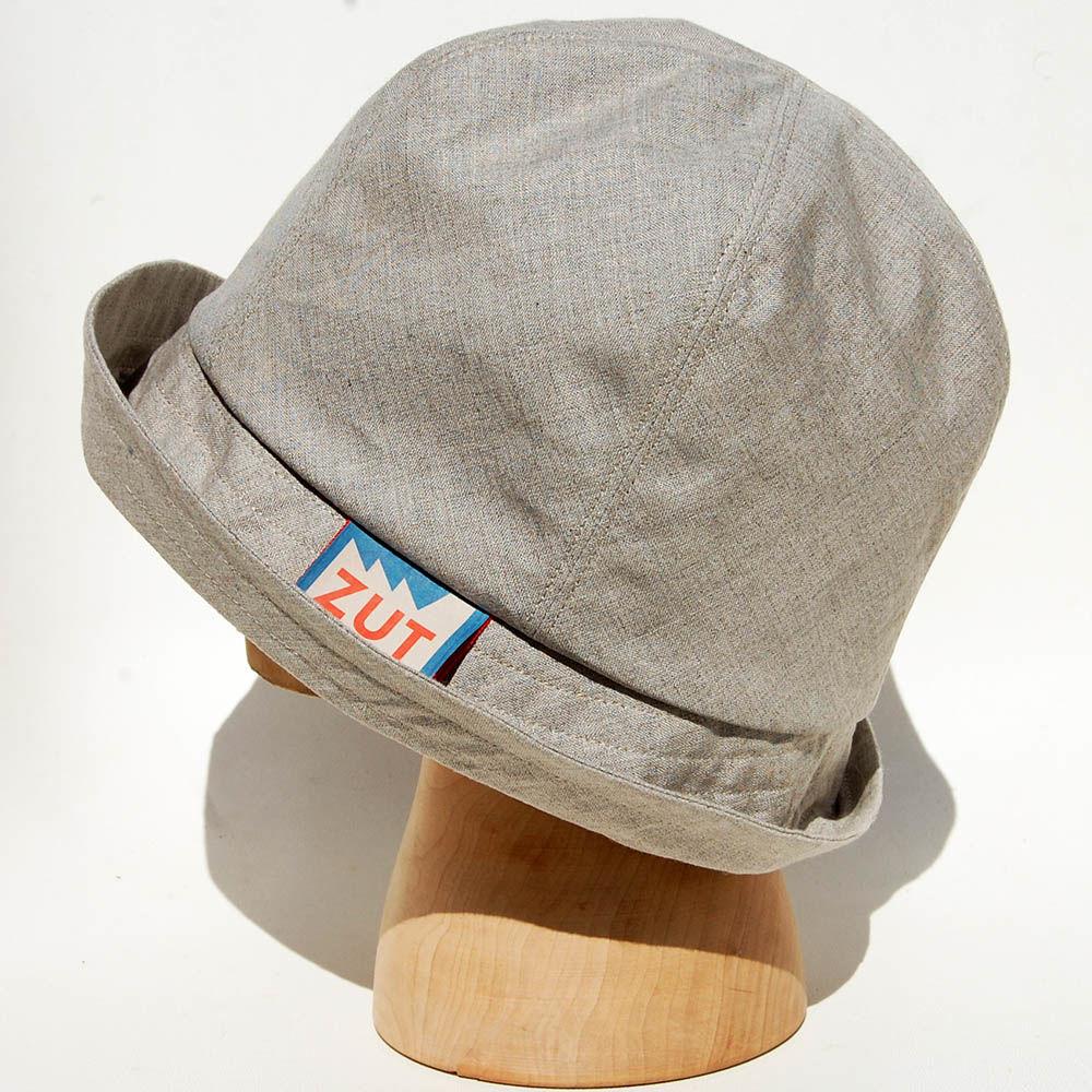 ... Natural linen bucket hat ZUTsolene - product images of ... 9e7f0d68f101