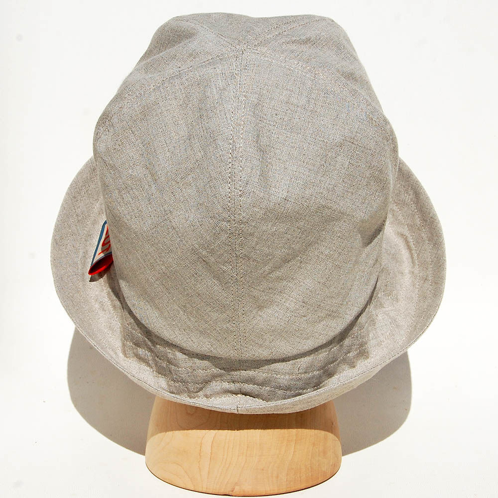 ... Natural linen bucket hat ZUTsolene - product images of ... 3a48af0f26b