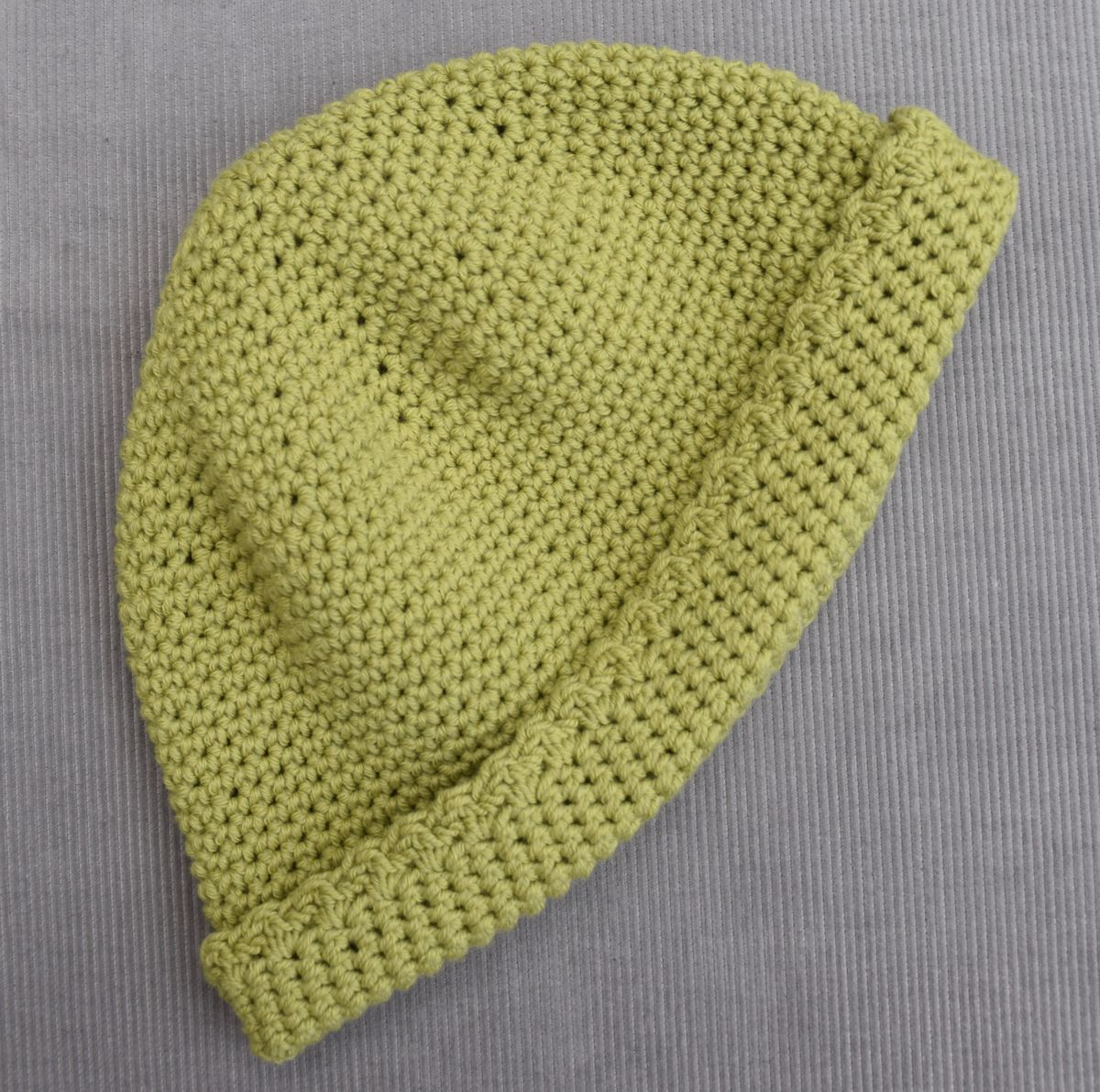 Baby/toddler hat (green) - product images  of