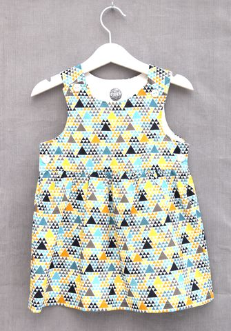 'Stephanie',geometric,print,baby/toddler,dress,Contemporary, trendy baby, trendy toddler, trendy baby clothes, trendy toddler clothes, geometric print, baby dress, toddler dress, special baby dress, monochrome baby clothes