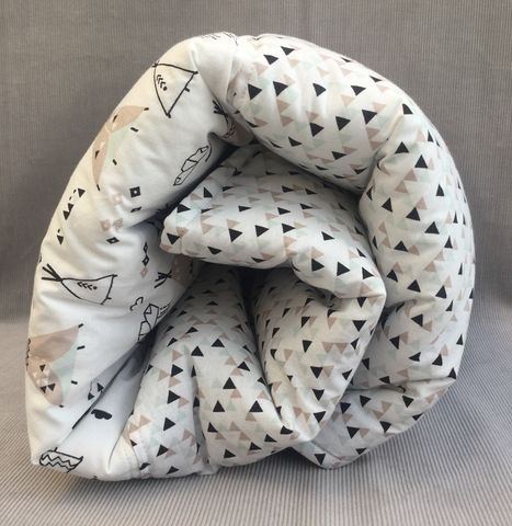 Contemporary,style,monochrome,baby/toddler,padded,play,mat,Play mat, monochrome, grey, mint, teepee, Cherokee, geometric, cotton print, nursery decor, modern baby, toddler play mat, baby shower gift, baby gift