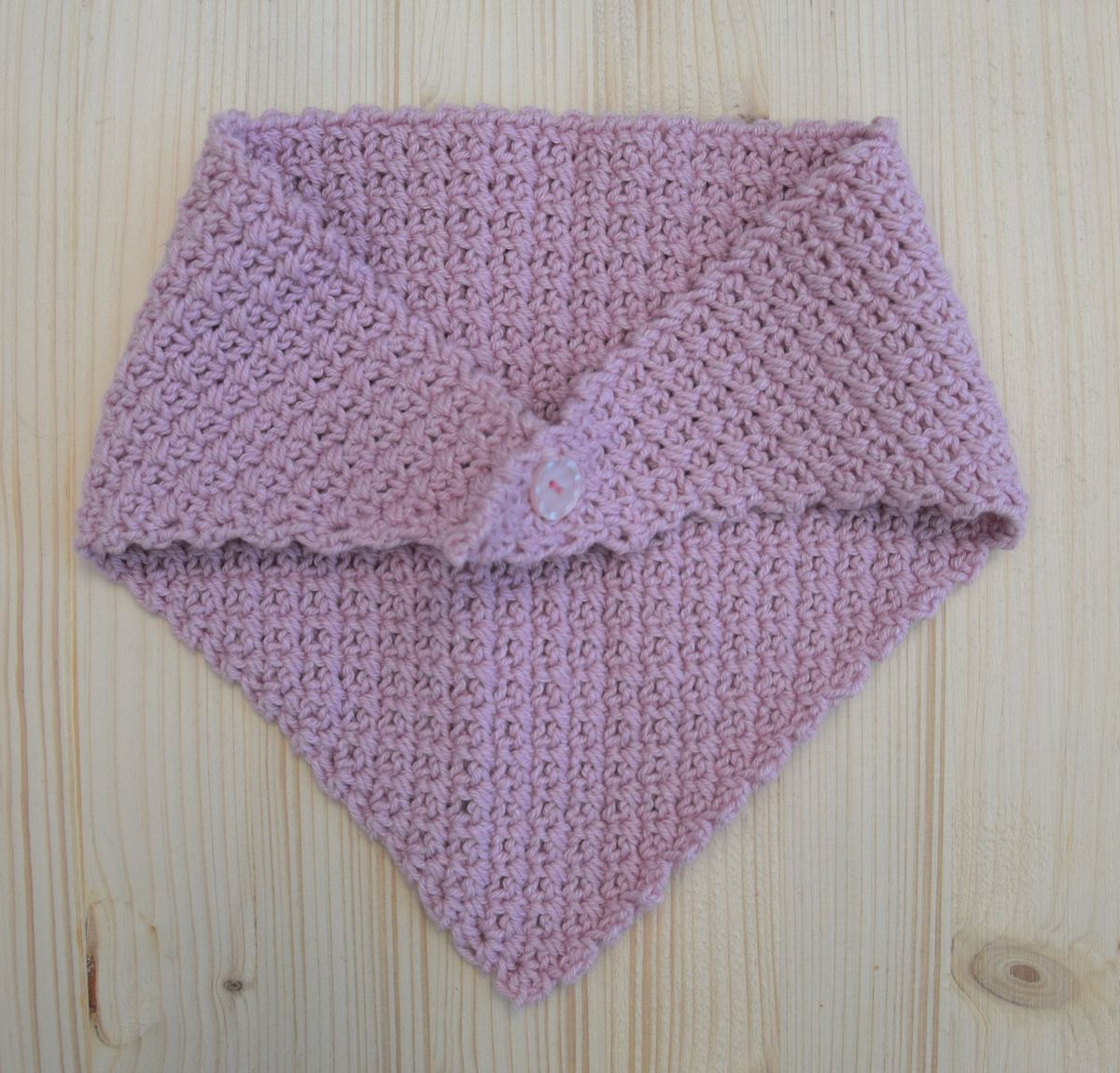 Baby hat and scarf gift set - pink - product images  of