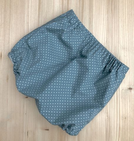 Bubble,leg,baby/toddler,bloomers,-,grey/cream,polka,dot,Bubble leg bloomers, bloomers, toddler bloomers, polka dot, trendy baby, vintage style baby, grey, cream