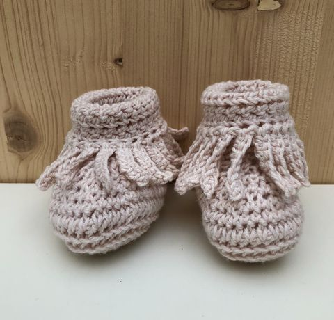 Baby,moccasin,style,bootie/shoes,(pale,blush,pink),Baby bootie, baby shoe, baby moccasins, baby wool bootie, baby shower gift, newborn, baby, gift