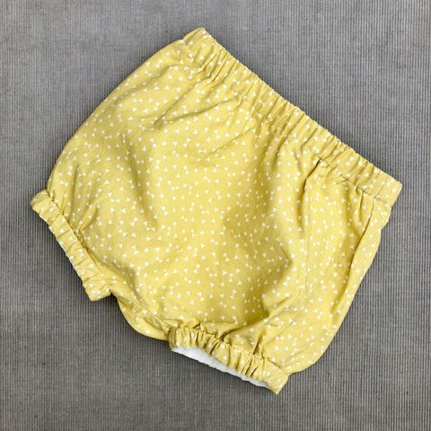 Bubble,leg,baby/toddler,bloomers,-,butter,yellow,Yellow bloomers, patterned, Bubble leg bloomers, bloomers, toddler bloomers, cotton, trendy baby, vintage style baby