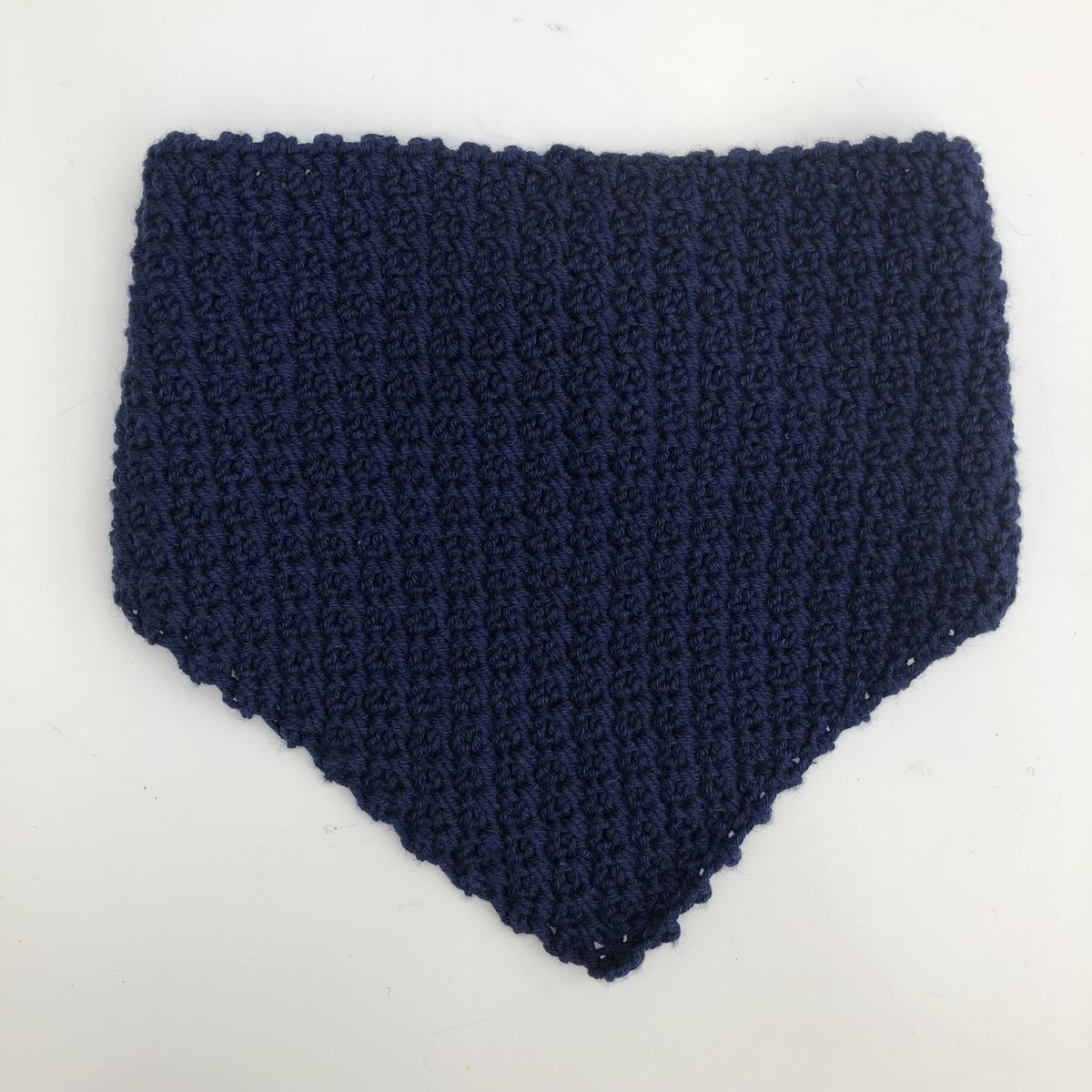 Baby/toddler bandana scarf (navy) - product images  of