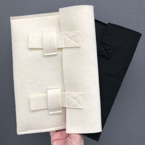 Felt,fold,over,wallet/case,Wallet, tablet case, felt, iPad cover, tablet cover, clutch bag, envelope, gift envelope, accessory