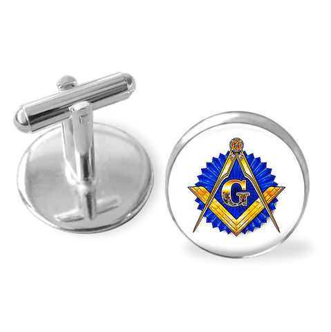 FREEMASON,CUFFLINKS,/,Masonic,Symbol,Cuff,Links,Masonry,2,Sizes,Silver,Gift,Boxed,Fraternal,Group,Architect,blue,gold,Accessories,Cuff_Links,Hand_Made,Cufflinks,Fathers_Day_Gift,Glass_Domed,Gifts_For_Him,masonic_lodge,masonic_cuff_links,architect_gift,fraternal_cufflinks,blue_white_gold,freemason_cufflinks,freemason_gift