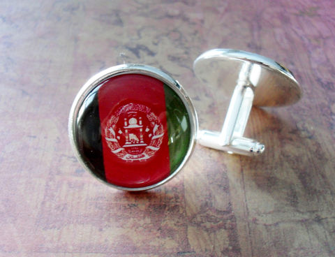 AFGHAN,FLAG,Silver,Cufflinks,//,National,Flag,of,AFGHANISTAN,Father's,Day,Groomsmen,Gift,Wedding,Patriotic,gift,boxed,Accessories,Cuff_Links,Groomsmen_Gift,National_Flag,Soccer,Afghan_Flag,Afghanistan,Middle_East,Flag_Cufflinks,Country_Cufflinks,Map_Cufflinks,Unique_Gift,cuff_links