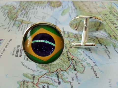 BRAZILIAN,FLAG,Silver,Cufflinks,/,National,Flag,of,BRAZIL,Father's,Day,Groomsmen,Gift,Patriotic,jewelry,Boxed,Accessories,Cuff_Links,Fathers_Day_Gift,Groomsmen_Gift,National_Flag,Cufflink,Football,Fan_Gift,Cool_Gift,Unique_Gift,flag_jewelry,Brazil_cuff_links,Brazilian_flag