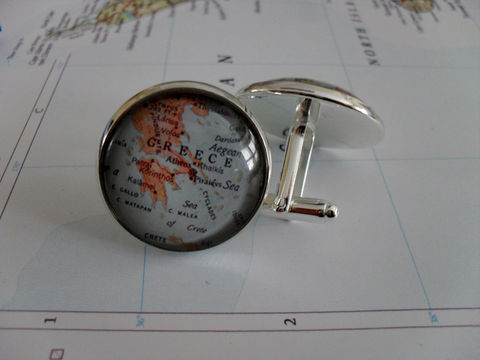 GREECE,MAP,Silver,CUFFLINKS,/,Greece,Cuff,Links,Groomsmen,Gift,Personalized,for,Him,map,jewelry,Custom,Boxed,Weddings,Jewelry,Cufflinks,Vintage_Map,Groomsmen_Gift,Glass_Domed,Gifts_For_Him,Athens,Wedding,greece_map_cufflinks,greece_cuff_links,map_jewelry,country_cufflinks,gift_boxed