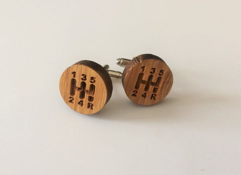 REAL,WOOD,CUFFLINKS,/,Gear,Shift,Cuff,Links,Gift,for,Car,Enthusiast,Choice,of,Stain,Color,5th,anniversary,/Gift,Boxed,Accessories,Cuff_Links,Canadian,Hand_Made,Wood_Cufflinks,wooden_cufflinks,mens_cufflinks,bamboo_cufflinks,stained_wood,outdoorsman_gift,rustic_cufflinks,5th_anniversary,gear_shift_cufflinks,car_cuff_links,car_enthusiast_gift