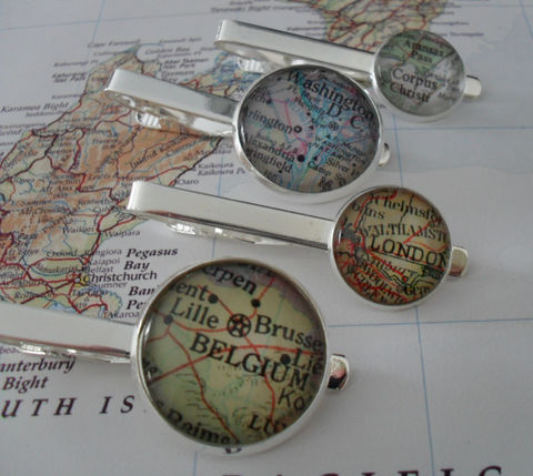 Custom,MAP,Silver,TIE,BAR,/,Personalized,Gift,for,Him,map,Tie,Bar,You,Pick,the,Location,Clip,Clasp,Slide,Accessories,Hand_Made,Vintage_Map,Groomsmen_Gift,Map,Tie_Bar,Tie_Slide,Tie_Clasp,Tie_Clip,custom_map_tie_bar,map_jewelry,personalized_gift