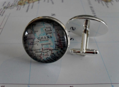 GHANA,Map,CUFFLINKS,/,groomsmen,gift,Ghana,Cuff,Links,Custom,map,jewelry,Personalized,Gift,for,him,boxed,Weddings,Jewelry,Cufflinks,Silver,Groomsmen_Gift,Gift_For_Him,Canteam,Ghana_Map_Cufflinks,Ghana_Cuff_Links,Map_Cufflinks,Map_Jewelry,Personalized_Gift,Custom_Map_Cufflinks