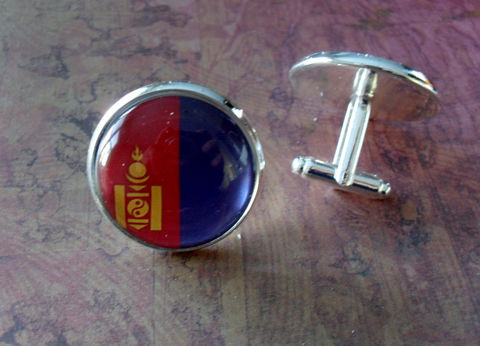 MONGOLIAN,FLAG,Silver,Cufflinks,/,National,Flag,of,MONGOLIA,Father's,Day,Groomsmen,Gift,Wedding,Patriotic,Cuff,Links,Boxed,Accessories,Cuff_Links,Groomsmen_Gift,National_Flag,Soccer,Country,Mongolian_Flag,Mongolia,Flag_Cufflinks,Map_Cufflinks,Country_Cufflinks,Unique_Gift,cuff_links