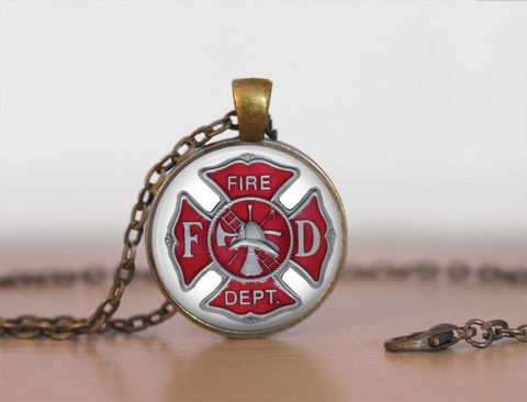 FIREFIGHTER,EMBLEM,NECKLACE,/,Fire,Fighter,Gift,for,Her,Maltese,Cross,Pendant,Firefighter,Symbol,Department,logo,Boxed,Jewelry,Necklace,Unique_Gift,gift_boxed,canteam,made_in_Canada,ancient_world_map,firefighter_necklace,firefighter_emblem,fire_fighter_pendant,maltese_cross,gift_for_firefighter,female_firefighter,fire_department_logo,firefighter_symbol