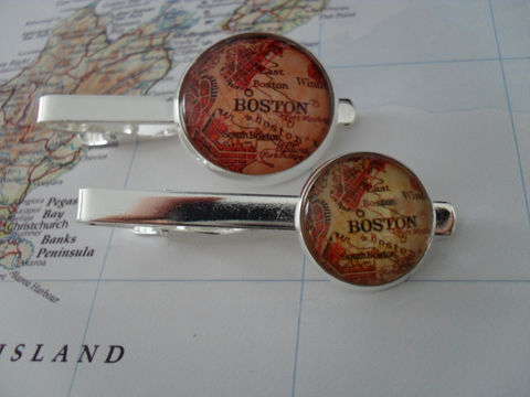 VINTAGE,BOSTON,MAP,Tie,Bar,/,Groomsmen,Gift,for,Him,Custom,Map,2,Sizes,Clip,Clasp,Slide,Silver,Accessories,Vintage_Map,Groomsmen_Gift,Tie_Bar,Tie_Slide,Tie_Clasp,Tie_Clip,Vintage,Boston,Boston_map_tie_bar,Boston_tie_bar,map_tie_bar,custom_map_tie_bar
