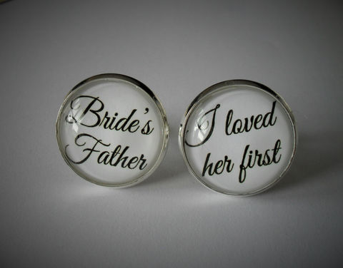 FATHER,of,the,BRIDE,CUFFLINKS,/,Bride's,Father,,,I,Loved,Her,First,Gift,for,Him,Wedding,2,Sizes,Cuff,Links,Weddings,Jewelry,Silver,Gift_For_Him,Cufflinks,Cufflink,Father_Of_The_Bride,Brides_Father,I_Loved_Her_First,Wedding_Member,Wedding_Party_Gifts,Groomsmen_Gifts,Brides_Father_Gift,Unique_Gift