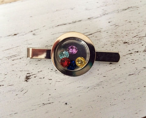 BIRTHSTONE,FILLED,Tie,Bar,/,Father's,Day,Personalized,for,Dad,or,Grandfather,Family,Tree,tie,bar,Gift,boxed,Accessories,keepsake,momento,birthstone_filled,Bjeweled_Vintage,birthstone_tie_bar,family_tree_tie_bar,birthstone_tie_clip,personalised_gift,father_grandfather,made_in_canada,birthstone_cufflinks,unique_gift_for_him,fathers_day_gift