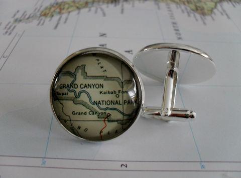 GRAND,CANYON,National,Park,Map,Silver,Cufflinks,/,Father's,Day,personalized,groomsmen,gift,Gift,for,him,Cuff,Links,Boxed,Weddings,Jewelry,Fathers_Day_Gift,Groomsmen_Gift,Gift_For_Him,Grand_Canyon,Arizona,National_Park,Map_Cufflinks,Unique_Gift,map_cuff_links,map_jewelry,custom_map_cufflinks