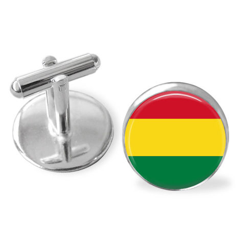BOLIVIA,FLAG,Silver,Cufflinks,/,Father's,Day,Groomsmen,Gift,Patriotic,cuff,links,Bolivian,flag,jewelry,cool,cufflinks,Boxed,Weddings,Jewelry,Hand_Made,Fathers_Day_Gift,Groomsmen_Gift,Glass_Domed,National_Flag,Flag_Cufflinks,Country_Cufflinks,Unique_Gift,cuff_links,Bolivian_flag,Bolivia