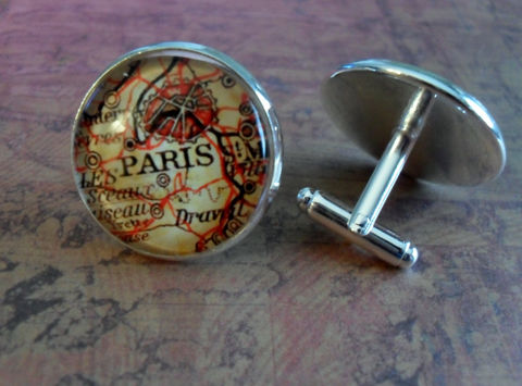 VINTAGE,PARIS,France,MAP,Silver,Cufflinks,/,Father's,Day,Groomsmen,Gift,Paris,map,cuff,links,cufflink,Map,Jewelry,Boxed,Weddings,Canadian,Vintage_Map,Fathers_Day_Gift,Groomsmen_Gift,Wedding,Cufflink,Canteam,Paris_map_cufflinks,Paris_cuff_links,map_jewelry