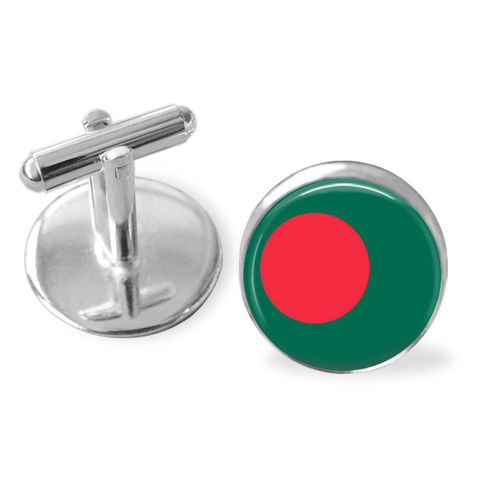 BANGLADESH,FLAG,Silver,Cufflinks,/,Father's,Day,Groomsmen,Gift,Patriotic,cuff,links,flag,jewelry,cool,cufflinks,Boxed,Weddings,Jewelry,Hand_Made,Fathers_Day_Gift,Groomsmen_Gift,Glass_Domed,National_Flag,Flag_Cufflinks,Country_Cufflinks,Unique_Gift,cuff_links,Bangladesh_flag,Bangladesh