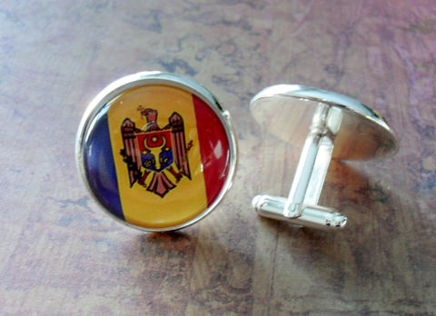 MOLDOVAN,FLAG,Silver,Cufflinks,//,National,Flag,of,MOLDOVA,Father's,Day,Groomsmen,Gift,Wedding,Patriotic,Cuff,Links,Box,Accessories,Cuff_Links,Groomsmen_Gift,National_Flag,Soccer,Football,Moldovan_Flag,Moldova,Romanian,Flag_Cufflinks,Country_Cufflinks,Unique_Gift,cuff_links