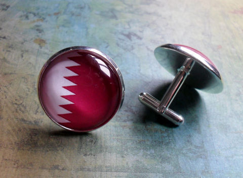 QATAR,FLAG,Silver,Cuff,Links,/,Flag,of,Qatar,Country,Cufflinks,Groomsman,gift,Father's,Day,Gift,Patriotic,National,Accessories,Cuff_Links,Hand_Made,Fathers_Day_Gift,Groomsmen_Gift,National_Flag,State_Of_Qatar,Unique_Gift,Qatar_cufflinks,Flag_cuff_links,cool_cuff_links