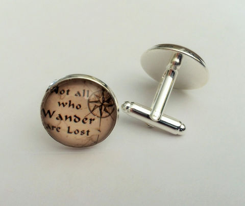 Not,All,Who,Wander,Are,Lost,CUFFLINKS,/,Traveller,Cuff,Links,Motivational,Compass,cufflinks,Quote,gift,Cool,Cufflinks,Gift,boxed,Weddings,Jewelry,Groomsmen_Gift,Unique_Gift,cuff_links,travel_cuff_links,cool_cuff_links,neat_cuff_links,funky_cufflinks,made_in_Canada,unique_cuff_links,not_all_who_wander,are_lost,quote_cufflinks,compass_cuff_links
