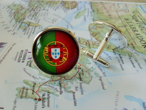 PORTUGUESE,FLAG,Silver,Cuff,Links,//,National,Flag,of,Portugal,Groomsman,gift,Father's,Day,Gift,Patriotic,World,Cup,Soccer,Fan,Accessories,Cuff_Links,Hand_Made,Cufflinks,Fathers_Day_Gift,Groomsmen_Gift,National_Flag,Country,World_Cup_Soccer,Portuguese,Fan_Gift,Unique_Gift