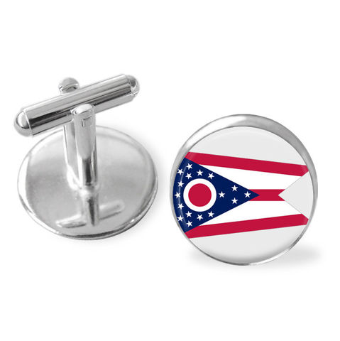 OHIO,State,Flag,Cufflinks,/,cuff,links,The,Buckeye,state,flag,jewelry,Groomsmen,Gift,Personalized,unique,Boxed,Weddings,Jewelry,Groomsmen_Gift,Wedding,personalized_gift,state_flag_cuff_link,state_cuff_links,state_flag_cufflinks,cool_cufflinks,state_flag_jewelry,unique_cufflinks,Buckeye_State,Ohio_State_flag,Ohio_flag_cufflinks,Ohio_cuff_links