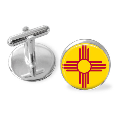 NEW,MEXICO,State,Flag,Cufflinks,/,NM,cuff,links,Land,of,Enchantment,state,flag,jewelry,Groomsmen,Gift,Personalized,Boxed,Weddings,Jewelry,Groomsmen_Gift,Wedding,personalized_gift,state_flag_cuff_link,state_cuff_links,state_flag_cufflinks,cool_cufflinks,state_flag_jewelry,unique_cufflinks,land_of_enchantment,NM_state_flag,New_Mexico_flag,NM_flag_cufflinks