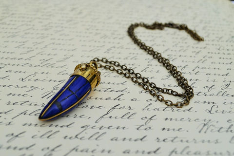Blue,Lapis,TIBETAN,HORN,Mosaic,inlay,pendant,NECKLACE,/,lapis,and,brass,tusk,Bohemian,Tribal,Boho,Chic,Trendy,Jewelry,Necklace,Canadian,Bjeweled_Vintage,Antique_Brass,tibetan_horn_pendant,tibetan_tusk_pendant,lapis_horn_necklace,blue_lapis_inlay,mosaic_horn_necklace,boho_chic,tribal_necklace,ethnic_necklace,trendy_necklace,gift_boxed