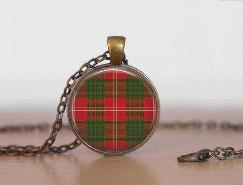 CRAWFORD,TARTAN,Pendant,Necklace,/,Scottish,Tartan,Jewelry,Ancestral,Jewellery,Crawford,Clan,Family,Personalized,Gift,Unique_Gift,gift_boxed,scottish_tartans,tartan_jewelry,ancestral_jeweley,family_jewellery,tartan_pendant,tartan_necklace,Scottish_jewelry,personalized_gift,made_in_Canada,Crawford_tartan,Crawford_clan