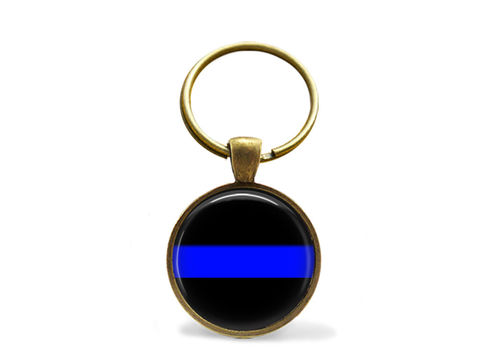 Thin,Blue,Line,KEYCHAIN,/,Police,Keychain,Personalized,Gift,Law,Enforcement,Officer,gift,Lives,Matter,boxed,Accessories,thin_blue_line,gift_for_police,law_enforcement,police_symbol,personalized,police_jewelry,police_badge,police_keychain,thin_blue_line_gift,blue_line_key_chain,police_officer_gift,coworker_gift,blue_lives_matter