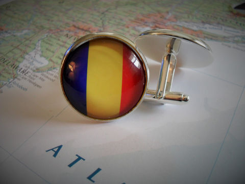 ROMANIAN,FLAG,Silver,Cuff,Links,/,Flag,of,Romania,Country,Groomsman,gift,Father's,Day,Gift,Patriotic,National,Boxed,Weddings,Jewelry,Hand_Made,Cufflinks,Fathers_Day_Gift,Groomsmen_Gift,National_Flag,Romanian_Flag,Unique_Gift,flag_cuff_links,flag_jewelry