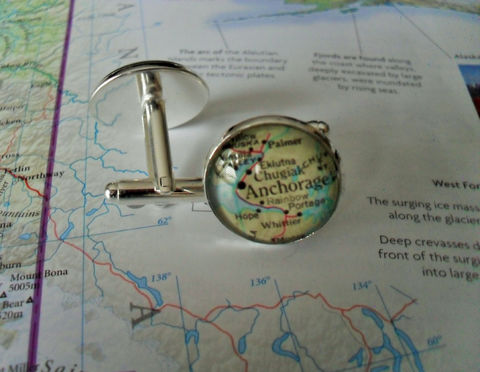 Anchorage,Alaska,Map,Cufflinks,/,Groomsmen,Gift,for,Him,2,Sizes,Custom,Cuff,Links,jewelry,Cufflink,Boxed,Weddings,Jewelry,Vintage_Map,Silver,Groomsmen_Gift,Chugiak,Unique_Gift,Map_Cuff_Links,Custom_Map_Cufflinks,Map_Jewelry,Alaska_Cufflinks,Map_Cufflinks