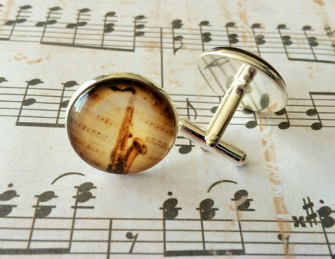 SAXOPHONE,CUFFLINKS,/,Musical,Instrument,Cuff,Links,Cool,Gift,for,Him,Musician,cufflinks,gift,Saxophone,Player,Boxed,Accessories,Cuff_Links,Fathers_Day_Gift,Groomsmen_Gift,unique_gift_for_him,cool_cufflinks,Bjeweled_Vintage,Tammy_bastin,gift_for_pianist,musician_cufflinks,music_jewelry,saxophone_cufflinks,saxaphone_cufflinks,musical_instrument,silver_cufflinks