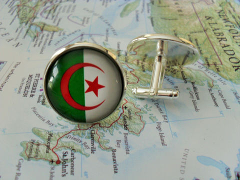 ALGERIAN,FLAG,Silver,CUFFLINKS,/,National,Flag,of,Algeria,Cuff,Links,Father's,Day,Groomsmen,Gift,Patriotic,cufflink,boxed,Weddings,Jewelry,Cufflinks,Fathers_Day_Gift,Groomsmen_Gift,National_Flag,Cufflink,Unique_Gift,Algerian_flag,Algeria_cufflinks,flag_cuff_links,patriotic_cufflinks,custom_flag_cufflink,gift_boxed