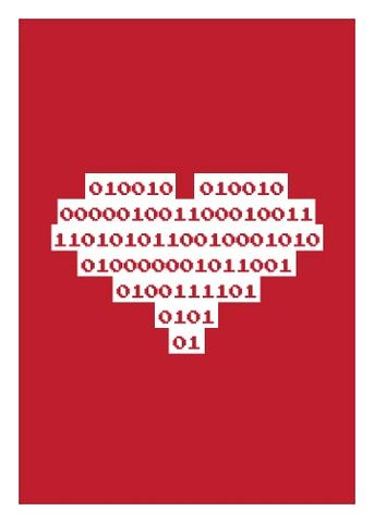 Binary,Love,-,Just,Because,Geeky,Greeting,Card,rad,geek,Nerd,card,Computer,Heart,tech