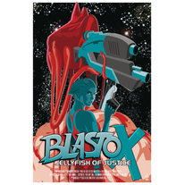 Blasto X Mass Effect Movie Poster - 12x18 POPaganada Print - product images  of