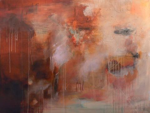 Urban,Storm,by,Giles,Barwick,abstract painting
