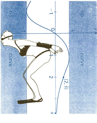 Curve,Diver,by,Mary,Rouncefield,screenprints, art, maths, curves