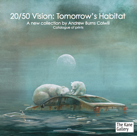 20/50 Vision: Tomorrow's Habitat - a new collection by Andrew Burns Colwill