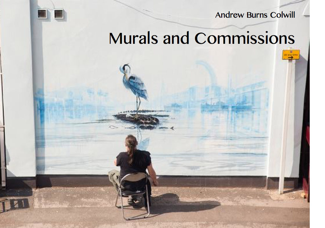 Andrew Burns Colwill Murals and Commissions