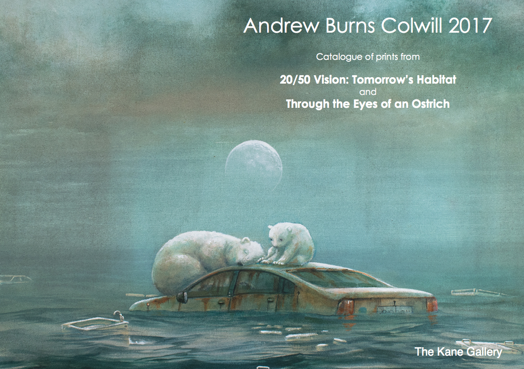 Andrew Burns Colwill catalogue of prints 2017