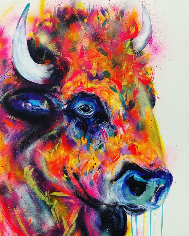 Bison ORIGINAL by Sophie Long - product images  of