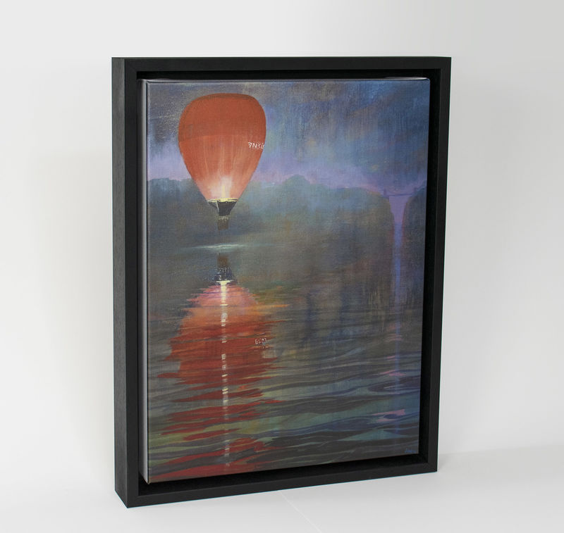 Evening Red  by Andrew Burns Colwill - product images  of